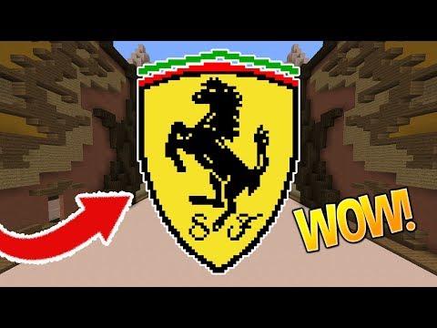 ONLY LOGOS CHALLENGE! (Minecraft Build Battle)