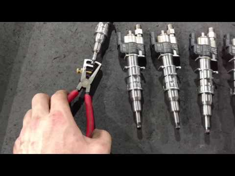 ABR Houston explains N54 fuel injector installation and replacement