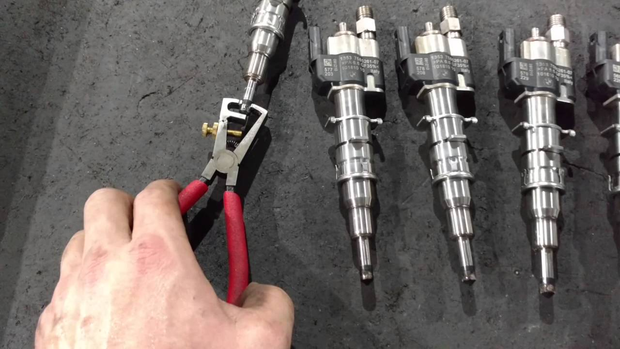 08 bmw 535xi injectors
