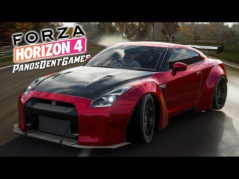 ΦΤΙΑΧΝΟΥΜΕ ΤΟ ΘΗΡΙΟ NISSAN GT-R | Forza Horizon 4 Full Game thumbnail