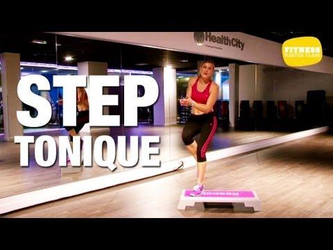 Fitness Master Class - Exercices de step