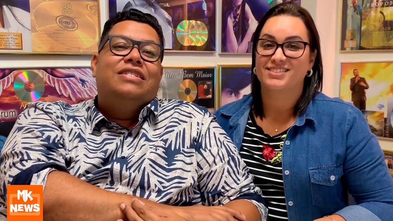 Anderson e Raquel Freire - Tarde de Reunião na MK (#MKnãoPARA)