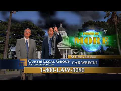 Curtis Legal Group Power Of More Car Accident Recovery Lawyer