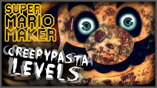 A Different Way Of Playing.. || Super Mario Maker (CreepyPasta Levels)