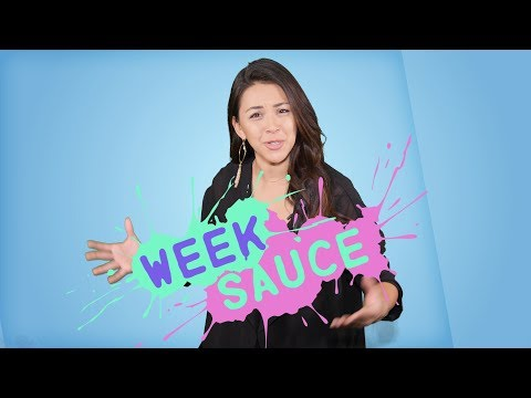 Week Sauce Ep 54 Palessi, Scientist Swallow Legos, Hang Gliding Mishap, Giant Cow