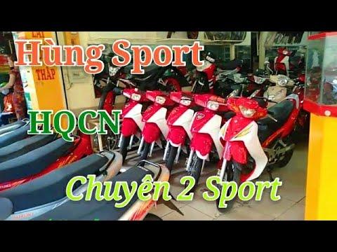 Tiệm xe Xìpo Hùng Sport Gò Vấp Chuyên dòng 2 Thì- sh tứ quý… |Ngố Nguyễn