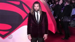 Jason Momoa hasn't seen Aquaman   Daily Celebrity News   Splash TV