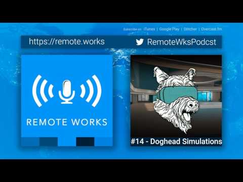 Episode 14 - Virtual Reality is on the Horizon for Remote Work
