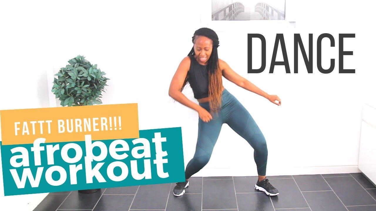 AFRO DANCE WORKOUT   Fun Workout to Lose Weight   Afrifitness