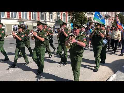 Празднование Дня ВДВ в Саратове - 2019