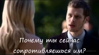 Деймон и Елена \\ Клаус и Кэролайн в сериале