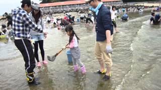 20120421 東幡豆 潮干狩り.