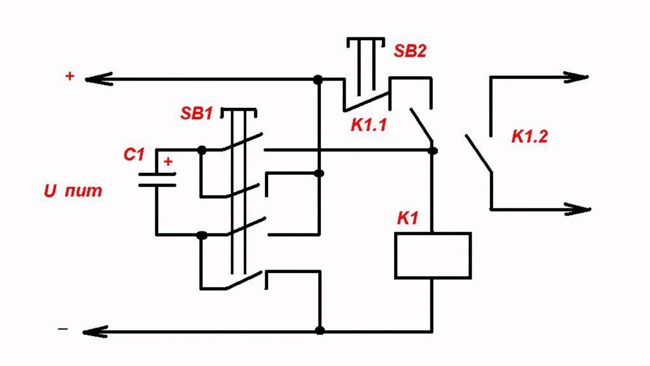 relay control at low voltage  circuit design