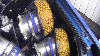 スカイラインGT-R BNR34 NURスペックエンジン N1ブロック 東名ARMS B7660ターボキットなど改造多数with CARSHOP LEAD thumbnail