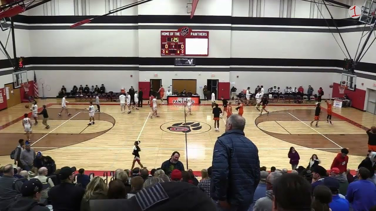 WEBCAST REPLAY: Waterloo Indians clash with Geneva at the Panther Den (FL1 Sports)