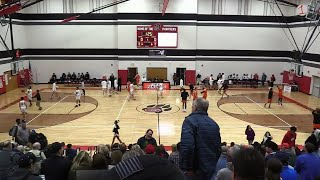 Waterloo Indians vs. Geneva Panthers .::. Friday Night High School Basketball on FL1 Sports 1/17/20