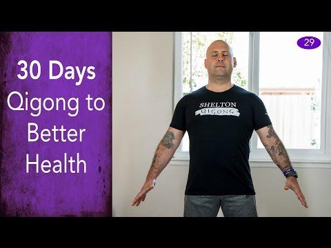 Day #29 - Bone Strengthening Meditation - 30 Days of Qigong to Better Health