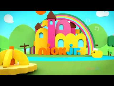 Review of a Nick Jr.  UK  Continuity    August 26, 2017 2
