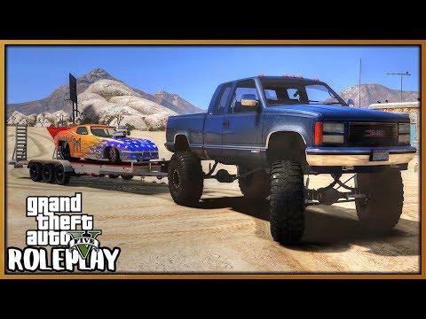 GTA 5 Roleplay - PRO MOD DRAG RACING | RedlineRP #737