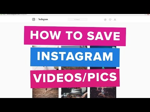 How To: Save Instagram Posts to Your PC or MAC using Chrome