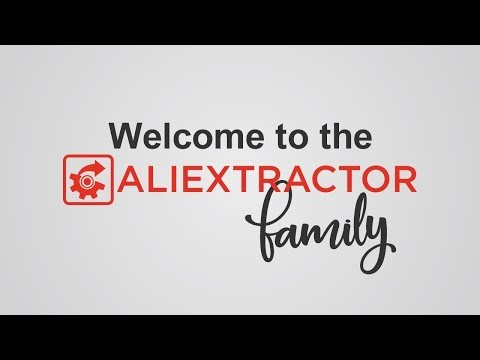 The AliExtractor App Browser Extension | Dropified Help Center