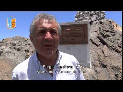 Alcalde de la comuna Anuncia Proyectos para Paposo