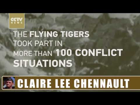 Reveal the life of military aviator Claire Lee Chennault