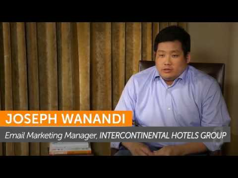 Selligent Success Story: InterContinental Hotels Group