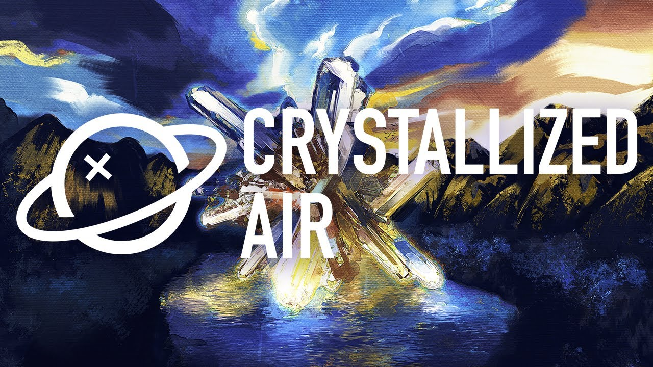 Like Saturn - Crystallized Air