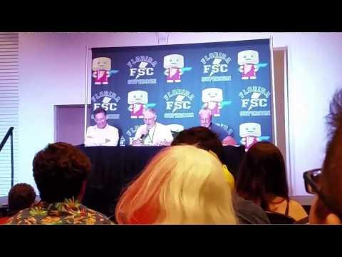 Rocko's Modern Life Reunion Panel at Florida SuperCon 2015