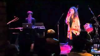 """詩吟ユニット""""xiè(シエ)"""" 2011.1.15 赤坂グラフティーにて。「古池や蛙..."""