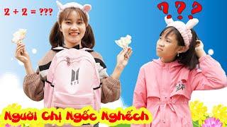 Người Chị Siêu Ngốc Nghếch ♥ Min Min TV Minh Khoa
