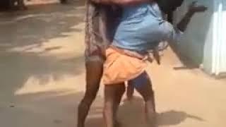 പൊരിഞ്ഞ തല്ല് | Live Stunt | ഉഗ്രൻ അടി | Live Fight|wwe fight|kerala strike |2018
