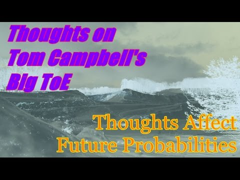 Do Thoughts Affect the Future?