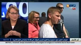 سفيرة الولايات المتحدة الأمريكية بالجزائر جوان بولاشيك تتحدث عن حبها و إعجابها للجزائر