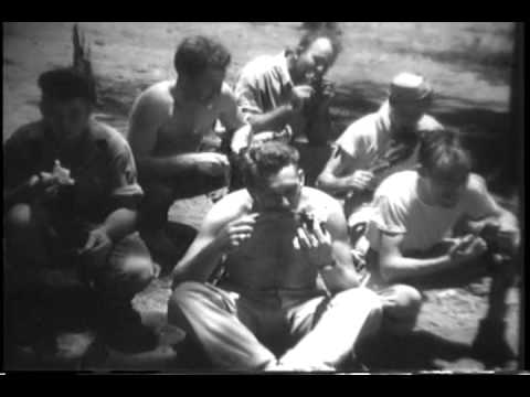 Fishing On Goat Island, New Caledonia WWII AAF (full)
