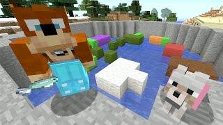 Minecraft Xbox - Food Fight [275]