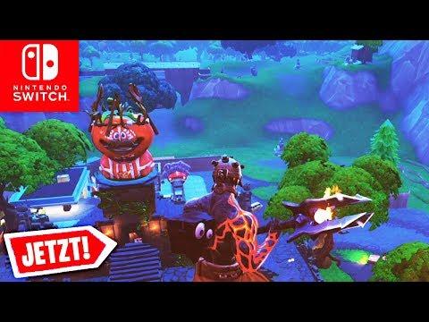 🔴 JETZT! Neues Erdbeben + RISSE | Fortnite Switch Deutsch