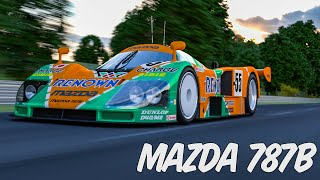 The History of the Mazda 787B - Japan's First Le Mans Winner
