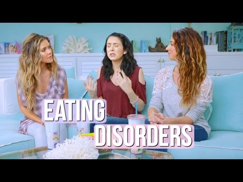 Talking About Eating Disorders w/ ToneItUp! | #TeaTalk Episode 8