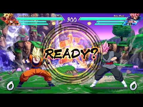 Dragon Ball FighterZ Arcade Mode [Snake Way Course]