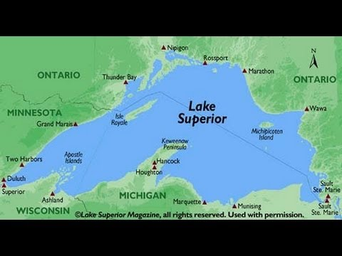 Lake Superior Gives Up Her Silver,  A Metal Detecting Adventure!!