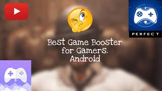 Game Booster for Gamers. Android🤫 screenshot 4