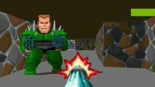 Let's Play Wolfenstein 3D Spear of Destiny