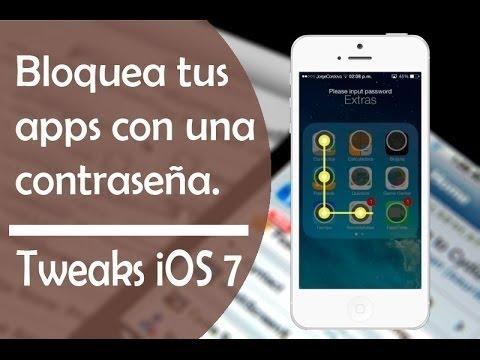 Poner contraseña a aplicaciones iphone gratis