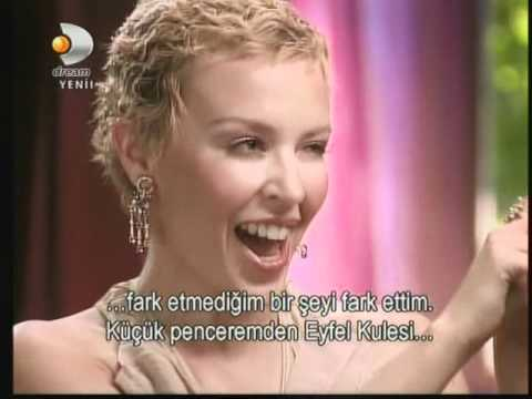 Kylie Minogue exclusive interview 2006 part 1/2 (turkish sub