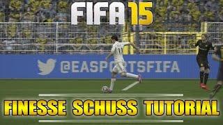 Fifa 16 (15) | Finesse Schuss Tutorial | Ball ins Tor schlenzen | Tipps & Tricks | von PHDxG