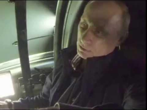 Ever the adventurer! Putin rides sub to bottom of Gulf of Finland