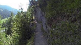 Tour du Mont Blanc - Day 1 - Verbier - La Fouly