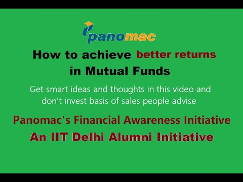 How to get better returns in Mutual Funds and try to grow your 10 lacs investment into 3 crores